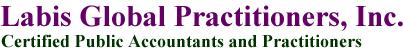 米国公認会計士事務所 ラビス・グローバル・プラクティショナーズ・インク